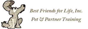 Best Friends for Life logo